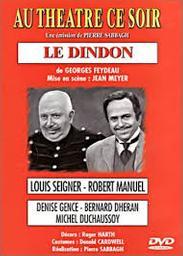 Le Dindon / Pierre Sabbagh, réal.   SABBAGH, Pierre. Monteur