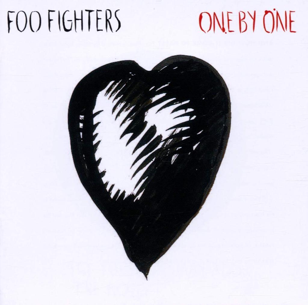 One by one / Foo Fighters, gr. voc. et instr.   FOO FIGHTERS. Interprète