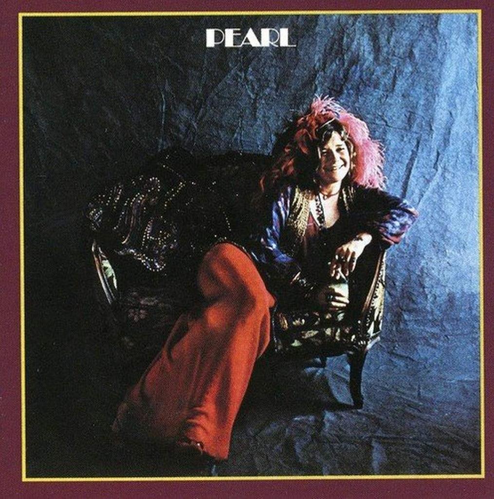 Pearl / Janis Joplin, chant   JOPLIN, Janis. Interprète