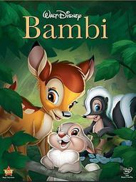 Bambi / Walt Disney, David D. Hand, réal.   DISNEY, Walt. Monteur