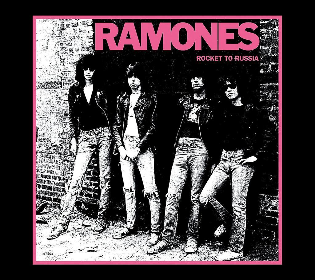 Ramones/Rocket to Russia / Ramones, gr. voc. et instr.   RAMONES