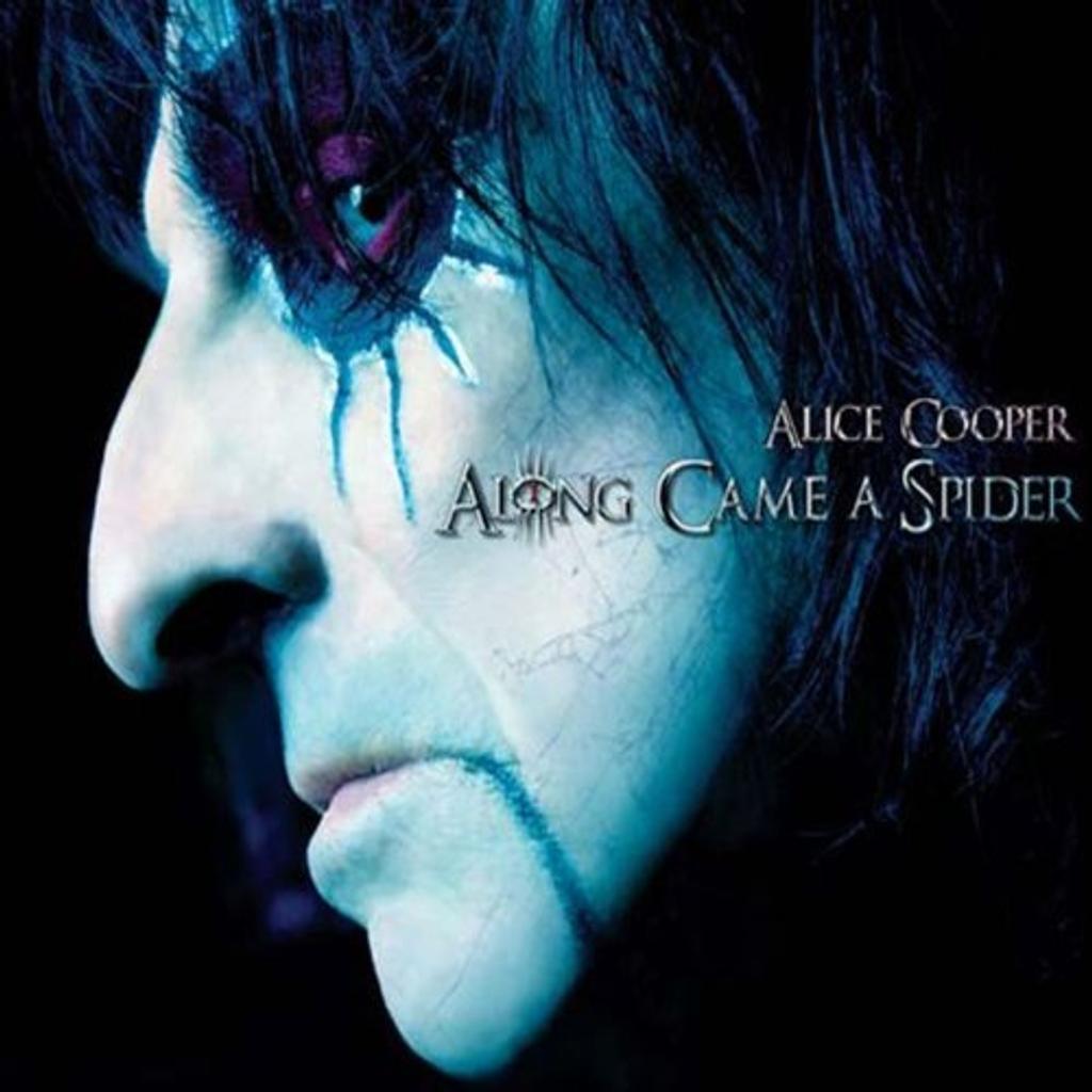 Along came a spider / Alice Cooper   COOPER, Alice. Interprète