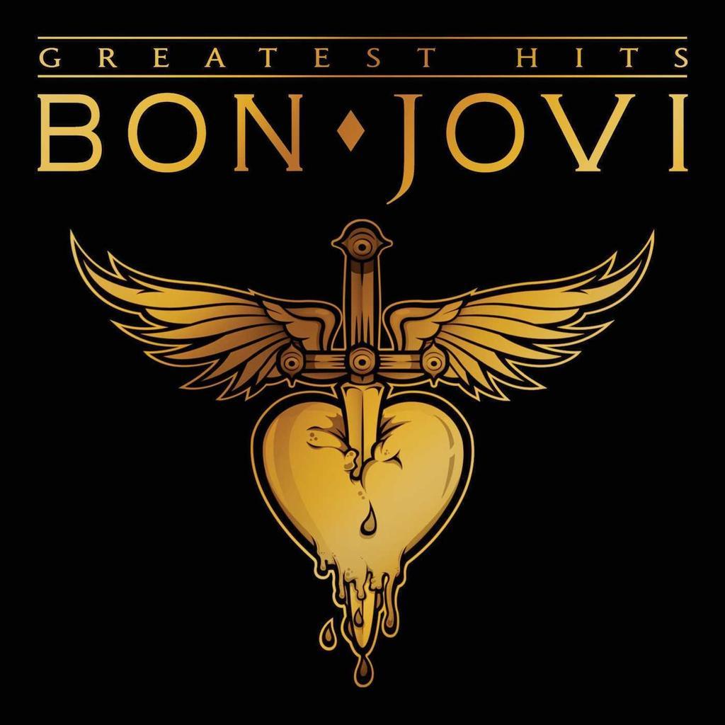 Greatest hits / Bon Jovi   BON JOVI. Interprète