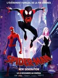 Spider-Man new génération / Bob Persichetti, réal.    PERSICHETTI, Bob. Monteur