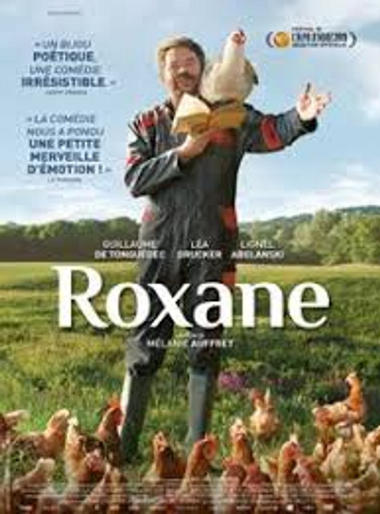 Roxane / Mélanie Auffret, réal.   AUFFRET, Mélanie. Monteur