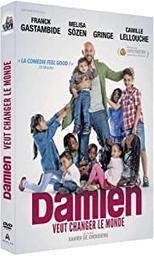 Damien veut changer le monde / Xavier de Choudens, réal., scénar. | CHOUDENS, Xavier de. Metteur en scène ou réalisateur. Scénariste