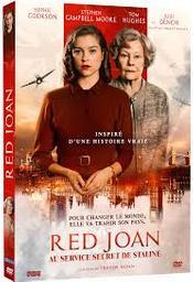 Red Joan Au service secret de Staline / Trevor Nunn, réal.   NUNN, Trevor. Metteur en scène ou réalisateur