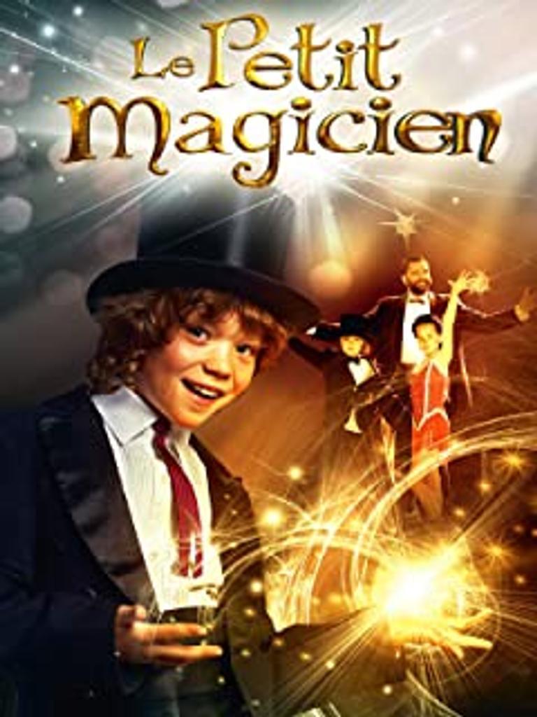 Le petit magicien / Joram Lursen, réal.   Lursen, Joram. Monteur