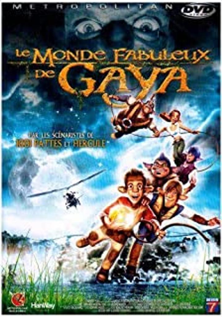 Le Monde fabuleux de Gaya / réalisateur de film Lenard Fritz Krawinkel, réalisateur de film Holger Tappe   Krawinkel, Lenard Fritz. Monteur