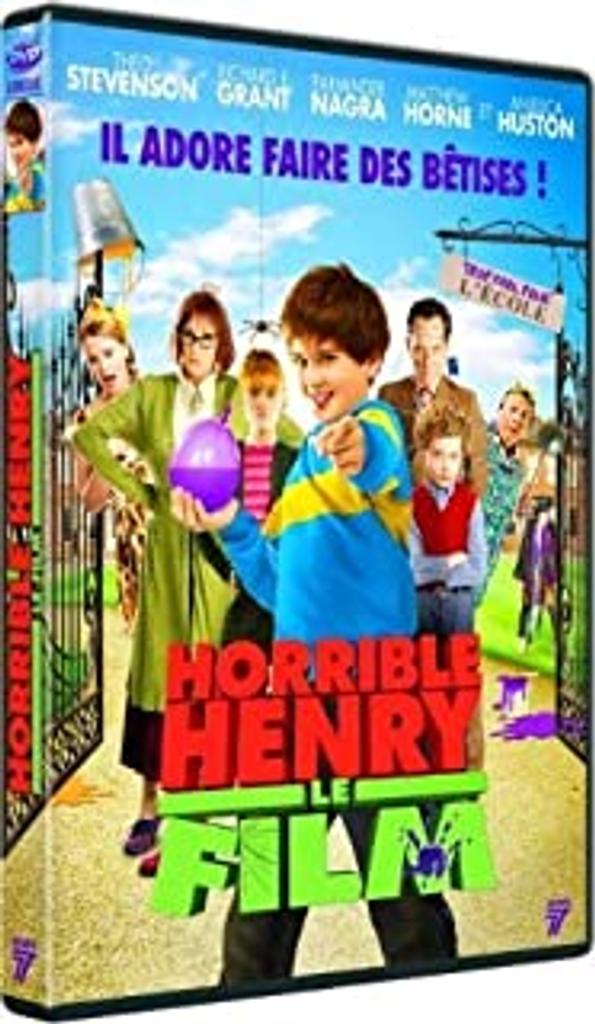 Horrible Henry : le film / Nick Moore, réal.  
