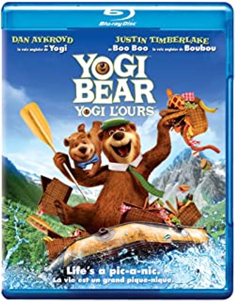 Yogi l'ours / Eric Brevig, réal.   BREVIG, Eric. Metteur en scène ou réalisateur