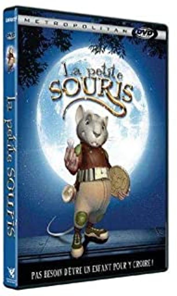 la Petite souris = El raton Perez / Juan Pablo Buscarini, réal.   Buscarini, Juan Pablo. Monteur