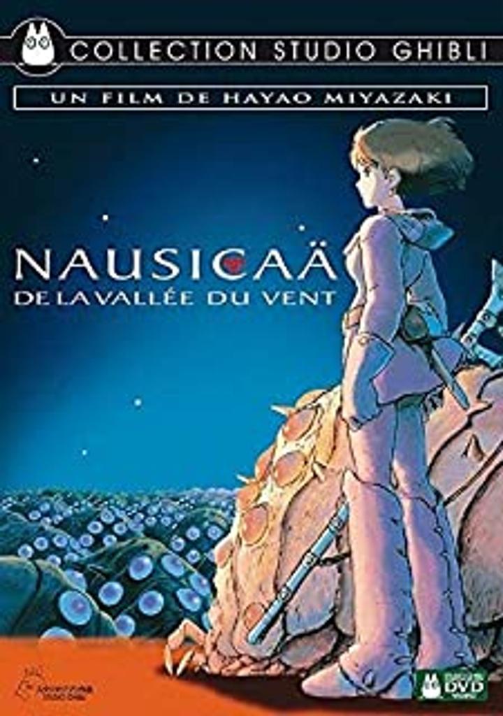 Nausicaä de la vallée du vent / réalisateur de film Hayao Miyazaki   Miyazaki, Hayao (1941-....). Monteur