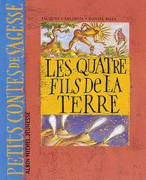 Les Quatre fils de la terre / Jacques Cassabois | CASSABOIS, Jacques. Auteur