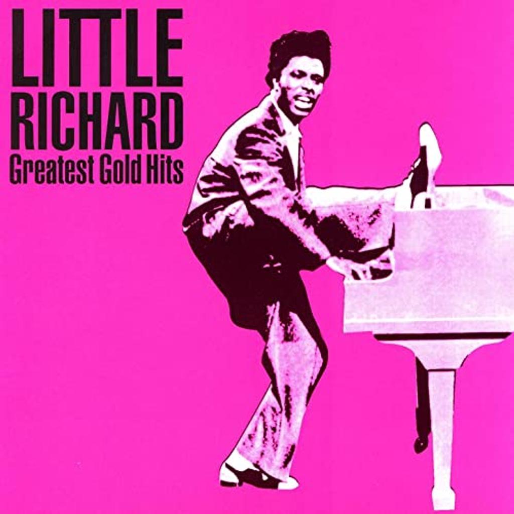 Golden Hits / Little Richard, chant   LITTLE RICHARD. Interprète. Parolier. Compositeur