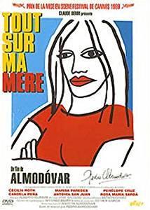 Tout sur ma mère / Pedro Almodovar, réal., scénario | ALMODOVAR, Pedro. Monteur. Scénariste