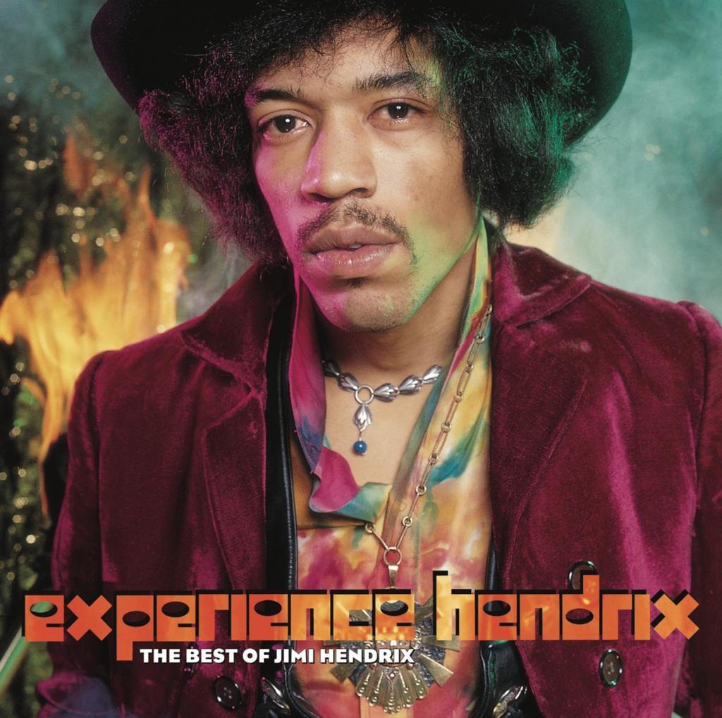 Experience Hendrix : The best of Jimi Hendrix / Jimi Hendrix, chant, guit.   HENDRIX, Jimi. Parolier. Compositeur. Interprète